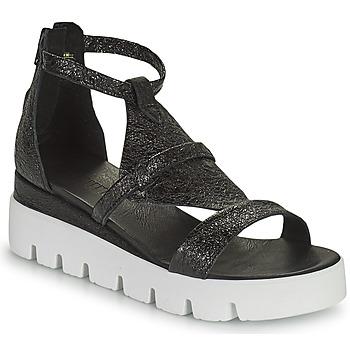 kengät Naiset Sandaalit ja avokkaat Sweet Lemon SORELLA Musta