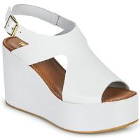 kengät Naiset Sandaalit ja avokkaat Sweet Lemon IJOX Valkoinen