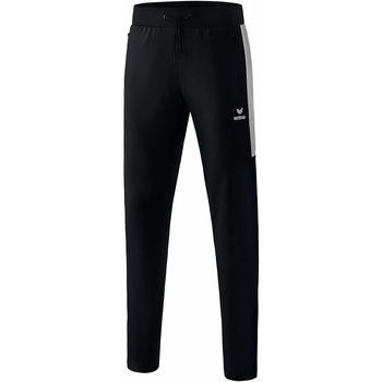 vaatteet Miehet Verryttelyhousut Erima Pantalon  Worker Squad noir/blanc