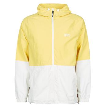 vaatteet Miehet Tuulitakit Levi's DUSKY CITRON Yellow