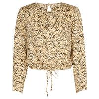 vaatteet Naiset Paitapusero / Kauluspaita Levi's AMMOLITE SHIFTING SAND Beige