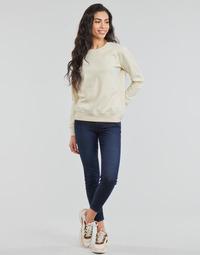 vaatteet Naiset Skinny-farkut Lee SCARLETT WHEATON Sininen