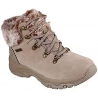kengät Naiset Talvisaappaat Skechers waterproof 167178 White