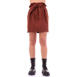 vaatteet Naiset Hame Denny Rose 021DD70020 Marrone