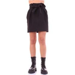 vaatteet Naiset Hame Denny Rose 021DD70020 Nero