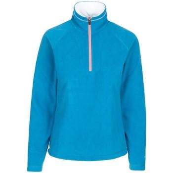 vaatteet Naiset Fleecet Trespass Skylar Cosmic Blue