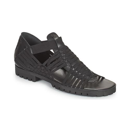 kengät Naiset Sandaalit ja avokkaat Kenzo GREEK FLAT SANDALS Musta