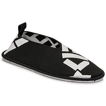 kengät Naiset Balleriinat Kenzo K-KNIT SLIP-ON RECYCLED KNIT Musta