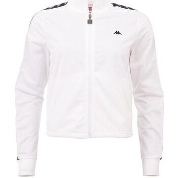 vaatteet Miehet Ulkoilutakki Kappa Hasina Valkoiset