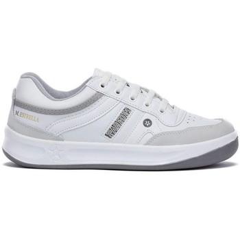 kengät Miehet Matalavartiset tennarit Paredes 11951 white