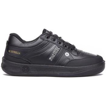 kengät Miehet Tennarit Paredes 11952 black