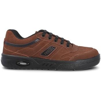 kengät Miehet Tennarit Paredes 1321 brown