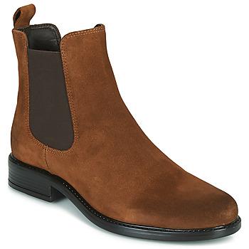 kengät Naiset Bootsit Jonak ADELICE Kamelinruskea