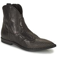 kengät Naiset Bootsit Mimmu MONTONE NERO Musta