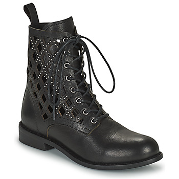 kengät Naiset Bootsit Mimmu MONTONE NEROA Musta