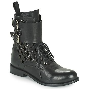 kengät Naiset Bootsit Mimmu MONTONE NEROB Musta