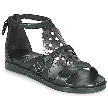 kengät Naiset Sandaalit ja avokkaat Mjus KETTA Musta