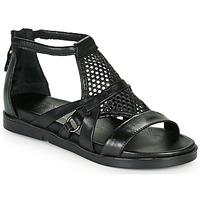 kengät Naiset Sandaalit ja avokkaat Mjus KETTA Black