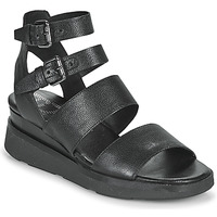 kengät Naiset Sandaalit ja avokkaat Mjus PLATITUAN Musta