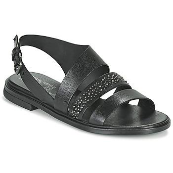 kengät Naiset Sandaalit ja avokkaat Mjus GRAM Musta