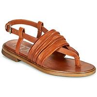 kengät Naiset Sandaalit ja avokkaat Mjus GRAM Ruskea