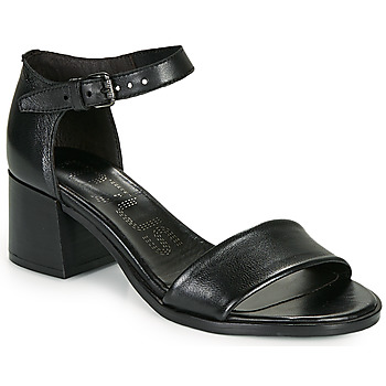 kengät Naiset Sandaalit ja avokkaat Mjus LEI Musta