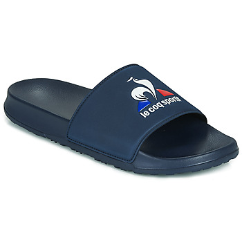 kengät Miehet Rantasandaalit Le Coq Sportif SLIDE LOGO Blue