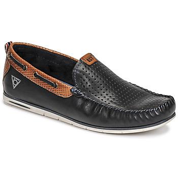 kengät Miehet Mokkasiinit Bugatti CHESLEY Laivastonsininen