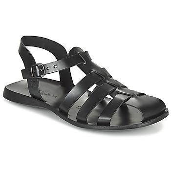 kengät Miehet Sandaalit ja avokkaat Dream in Green OPOL Musta