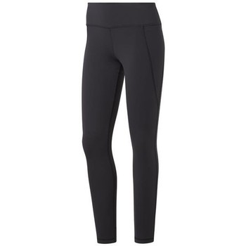 vaatteet Naiset Legginsit Reebok Sport TS Lux Tight 20 Mustat