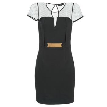 vaatteet Naiset Lyhyt mekko Morgan ROULA Black