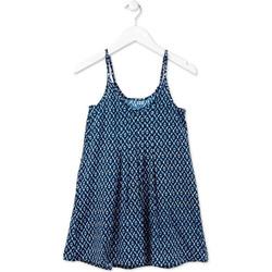 vaatteet Tytöt Lyhyt mekko Losan 714 7017AB Sininen
