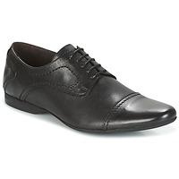 kengät Miehet Derby-kengät Carlington MOUNFER Musta