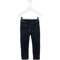 vaatteet Tytöt 5-taskuiset housut Losan 726 9000AD Sininen