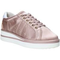 kengät Naiset Matalavartiset tennarit Lumberjack SW43505 001 T06 Vaaleanpunainen