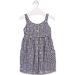 vaatteet Tytöt Lyhyt mekko Losan 016-7002AL Sininen
