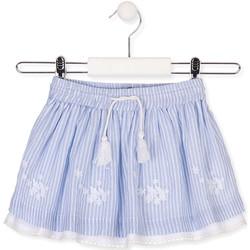 vaatteet Tytöt Hame Losan 016-7060AL Sininen