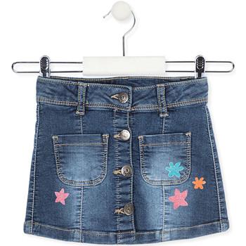 vaatteet Tytöt Hame Losan 016-7061AL Sininen