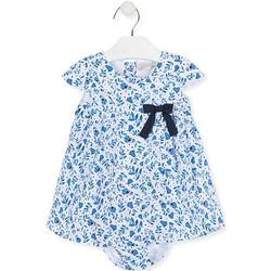 vaatteet Tytöt Mekot Losan 018-7794AL Sininen