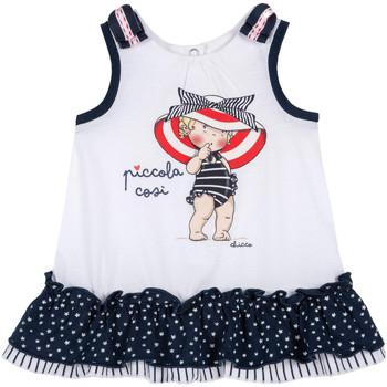 vaatteet Tytöt Lyhyt mekko Chicco 09003587000000 Valkoinen