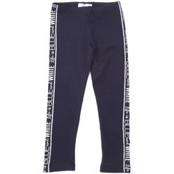vaatteet Tytöt Legginsit Melby 70F5655 Sininen