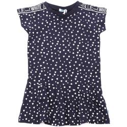 vaatteet Tytöt Lyhyt mekko Melby 70A5705 Sininen
