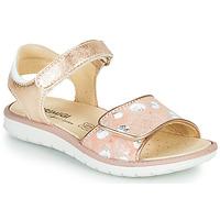 kengät Tytöt Sandaalit ja avokkaat Primigi MINA Vaaleanpunainen