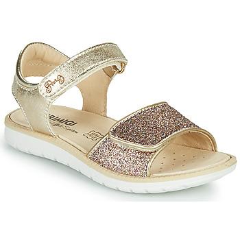 kengät Tytöt Sandaalit ja avokkaat Primigi CYRIELLE Kulta