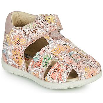 kengät Tytöt Sandaalit ja avokkaat Primigi AMELIE Vaaleanpunainen
