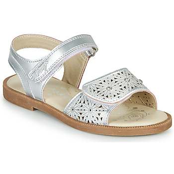 kengät Tytöt Sandaalit ja avokkaat Primigi MICHELLE Hopea