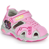 kengät Tytöt Urheilusandaalit Primigi SOLAL Vaaleanpunainen