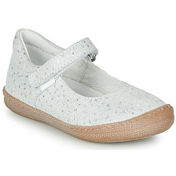 kengät Tytöt Balleriinat Primigi BIANCA Valkoinen