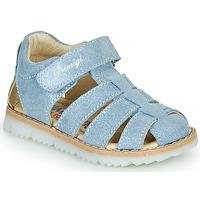 kengät Pojat Sandaalit ja avokkaat Primigi MANI Sininen