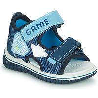 kengät Pojat Sandaalit ja avokkaat Primigi FOUTTA Sininen